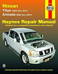 Image of the product Nissan Titan and Armada that is listed on the catalogue brand of .