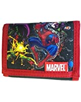 Marvel Spiderman Wallet - spider-man Trifold Wallet
