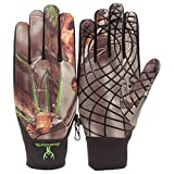 Huntworth Youth Tech Shooters Glove, Oak Tree EVO, Medium/Large