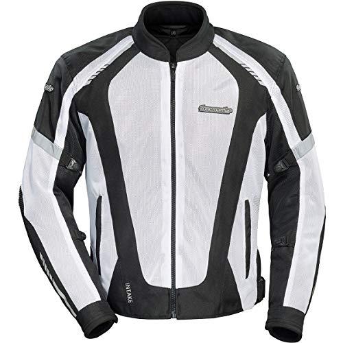 Tourmaster Intake Air 5 Jacket (Medium) (Black/White) ()