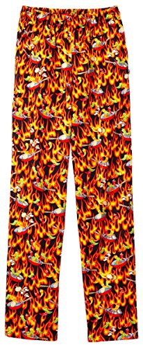 Five Star Unisex Pull-On Baggy Pant_Whats Cooking_XL,18100 by Five Star