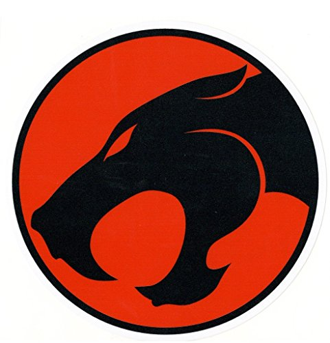 Thundercats Lion O Costumes (ThunderCats Vinyl Decal Sticker|Cars Trucks Vans Walls Laptops|Full Color|5.5 In|KCD757)