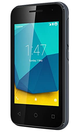 differently 33e52 4b084 Vodafone Smart First 7 Pay As You Go Smartphone (Locked to Vodafone  Network) - Black
