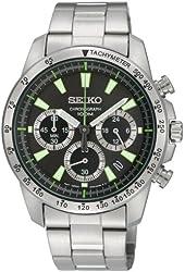 SEIKO chronograph watch reimportation overseas model SSB027PC Men's (Japan import)