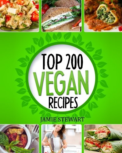 Top 200 Vegan Recipes Breakfast