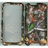 Samsung Galaxy Rugby Pro I547 Skin Hard Case/cover/faceplate/snap On/housing/protector Adv Camo Tree Hunting