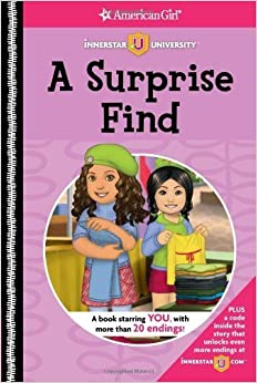 Book A Surprise Find (Innerstar University (Quality)) by Erin Falligant (2011-08-30)