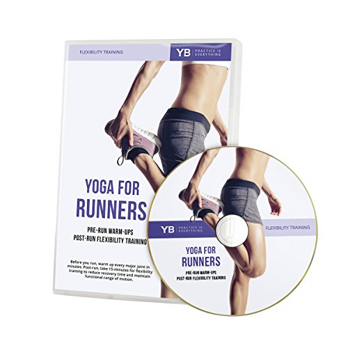 Yoga for Runners with Lucas Rockwood DVD | YOGABODY [official]