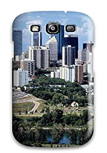 New Cute Funny City Case Cover/ Galaxy S3 Case Cover