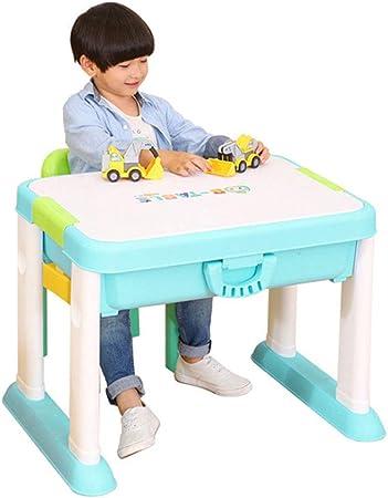Juegos de mesas y sillas Juego de Mesa y Silla para niños Jardín de Infantes Mesa