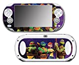 Teenage Mutant Ninja Turtles TMNT Leonardo Raph April Splinter Leo Cartoon Movie Video Game Vinyl Decal Skin Sticker Cover for Sony Playstation Vita Regular Fat 1000 Series System