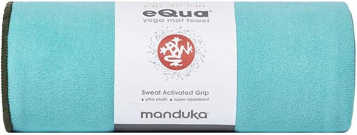 Amazon.com: Manduka eQua - Toalla de yoga, 72