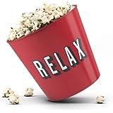 Balde de Pipoca 3,5 Litros - Relax Só Mais Um Episódio