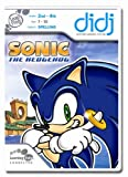 : LeapFrog Didj Custom Learning Game Sonic the Hedgehog