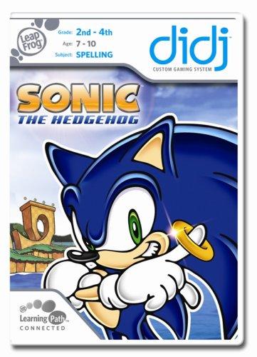 LeapFrog Custom Learning Sonic Hedgehog