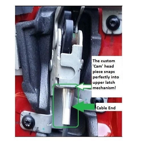 2013 Lincoln Navigator L Interior: Baleauty 8 ENDS Ford Door Latch Cable Repair Kit