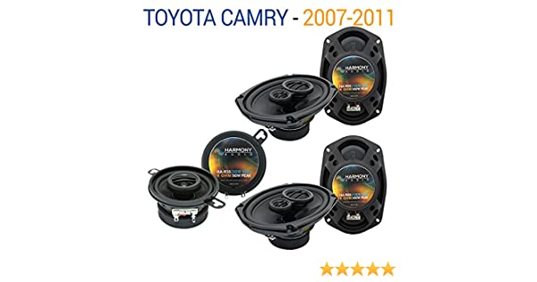 Amazon.com: Fits Toyota Camry 2007-2011 Factory Speaker Upgrade Harmony R69 R35 Package New: Car Electronics