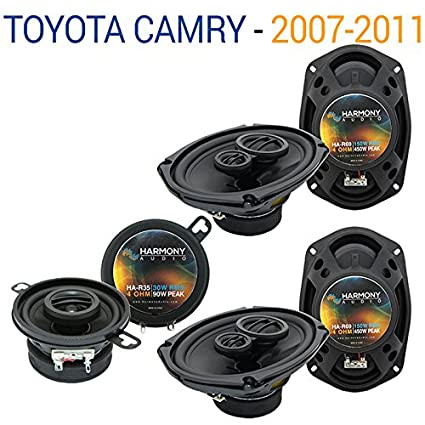 Fits Toyota Camry 2007-2011 Factory Speaker Upgrade Harmony R69 R35 Package  New