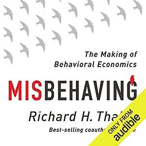 Misbehaving Hörbuch