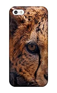 (hKHvHGH8601tLzqk)durable Protection Case Cover For Iphone 5/5s(cheetah)