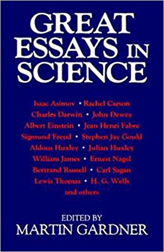 Book Great Essays in Science