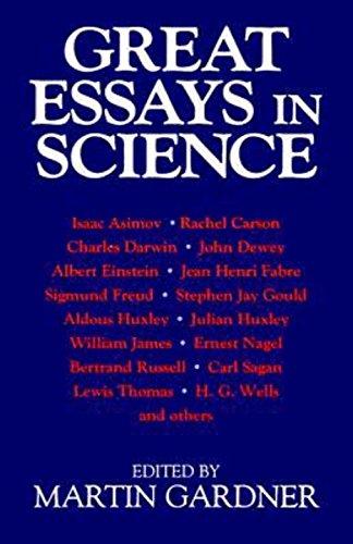 Great Essays In Science Martin Gardner  Amazoncom  Great Essays In Science Martin Gardner  Amazoncom Books