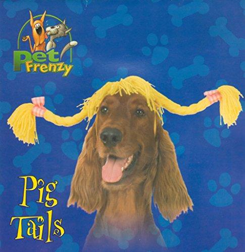 Jb Wholesale Pet Supplies - Pig Tails Pet Costume (Small)