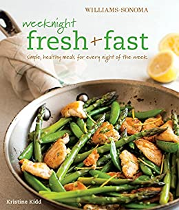 Williams Sonoma Weeknight Fresh Simple Healthy ebook product image