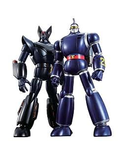 Shisha Tetsujin 28 & Black Ox Set Soul of Chogokin GX-44S sun (japan import)