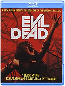 Cover Image for 'Evil Dead ( Blu-ray + UltraViolet Digital Copy)'
