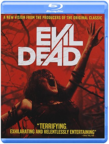 Evil Dead (Blu-ray + UltraViolet Digital Copy) ()