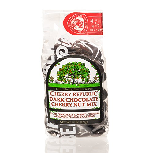 Cherry Republic Cherry Nut Mix (Dark Chocolate)