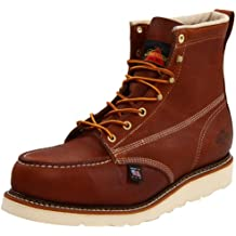 "Thorogood Men's American Heritage 6"" Moc Toe, MAXwear Wedge Safety Boot"