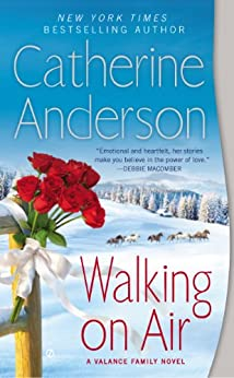 Walking On Air (Valence Family Book 1) by [Anderson, Catherine]