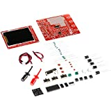JYETech DSO 138 Mini Oscilloscope DIY Kit w/Clip Probe by NooElec. Low Cost Portable Digital Storage Oscilloscope with 2.4 TFT LCD. Model DSO138 Mini; SKU 13805K