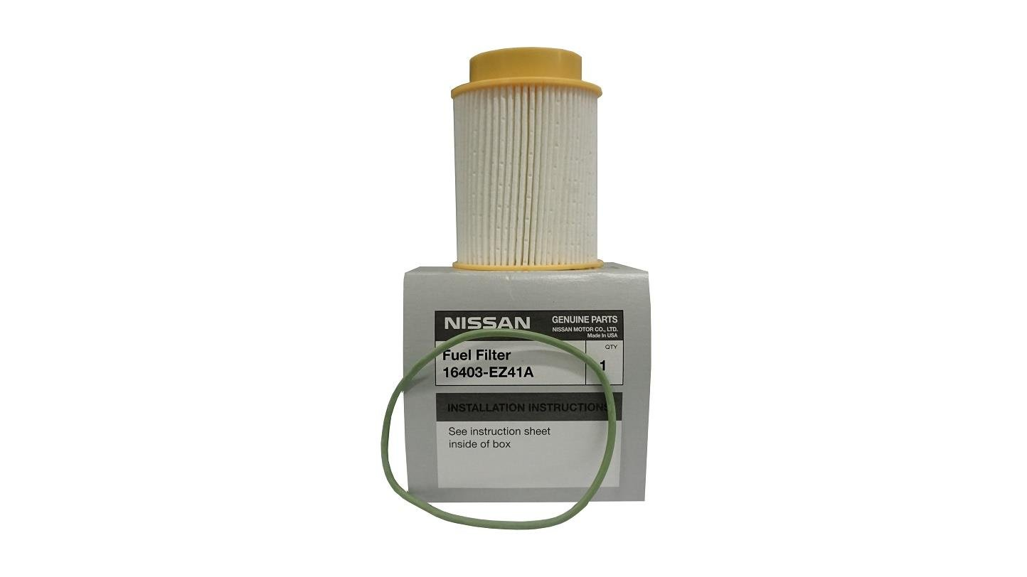 Genuine Oem Nissan Titan Xd 50l Diesel Fuel Filter Kit 1996 Co Automotive