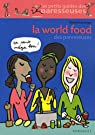 La world food des paresseuses par Larmoyer