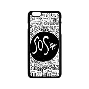 SOS Cell Phone Case for iPhone 6 by icecream design
