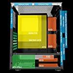 ionz-KZ08-PC-ARCTIC-WHITE-MID-TOWER-COMPUTER-CASE-MATX-ATX-TEMPERED-GLASS
