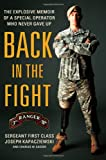 Back in the Fight, Joseph Kapacziewski and Charles W. Sasser, 1250010616
