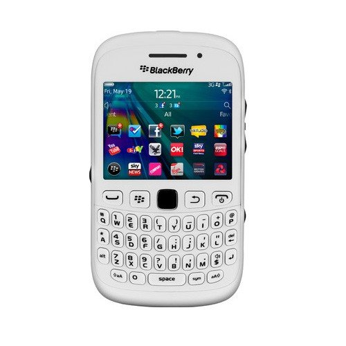 Blackberry Curve 9320 (White): Amazon in: Electronics
