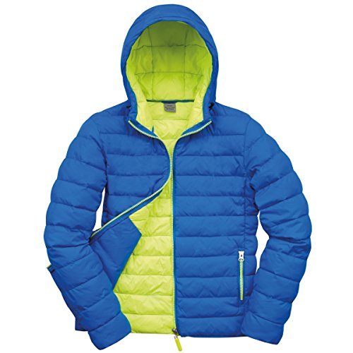 Result Snowbird Jacket Royal Urban Navy Hooded Mens rpqwrIEH