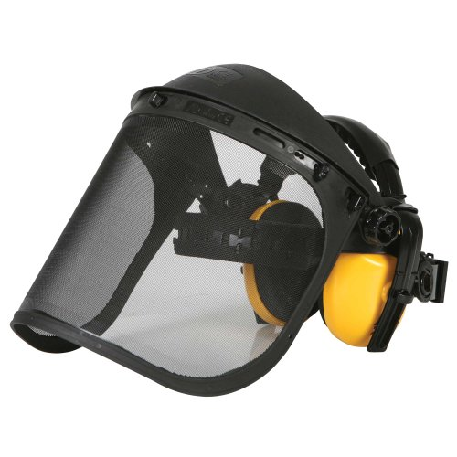 Mesh Face Shield and Hearing Protector by BBT Power (Image #1)