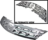 04 nissan murano grill - APDTY 112853 Front Grill Assembly Fits 2003-2005 Nissan Murano (OE Style Chrome Colored Plastic; Replaces OE 62310-CA00A, 62310CA00A; Nissan Logo Sold Separately See 62890-CA000)