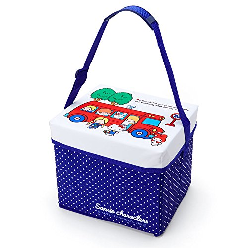 Sanrio Sanrio Characters cooler box bag '70s bus From Japan New (70s Tv Characters)