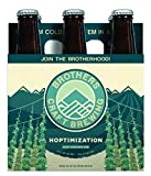 Brothers Hoptimization, 6 pk, 12 fl oz bottles, 7.1% ABV