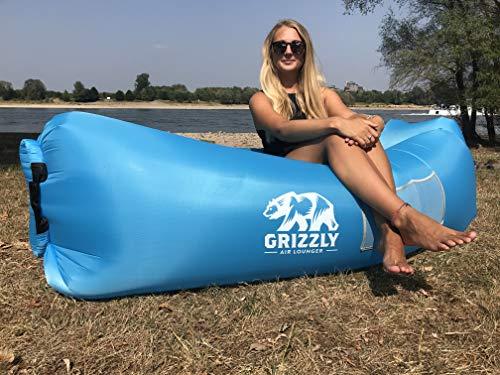 Grizzly Luftsofa Luftsack Air Lounger Erfahrungen & Preisvergleich