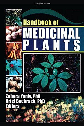 Download Handbook of Medicinal Plants ebook