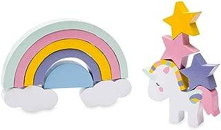 product image for Magic Cabin Wooden Unicorn Balancing Set