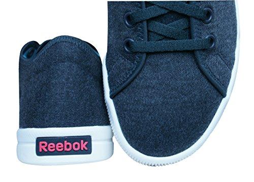 0 Skyscape Grey Womens Runaround Walking Reebok Sneakers 2 AtdHwKxq